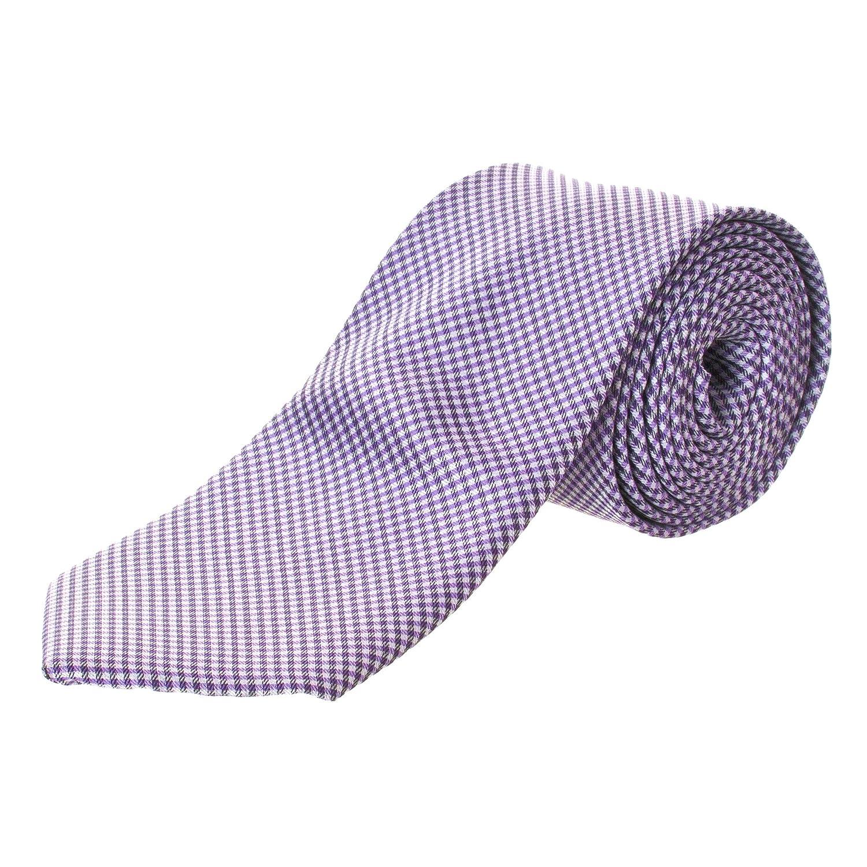 Republic Mens Dotted Micro-Fiber Tie