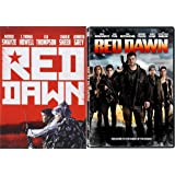Hear Them Call WOLVERINES! in the Red Dawn Double Feature Classic and New 1984 and 2012 Versions 2-DVD Bundle