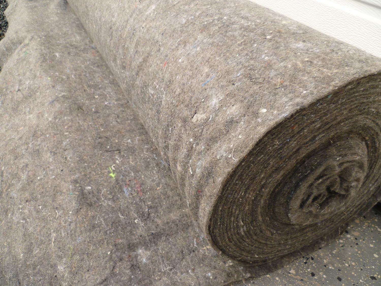 36m/² Bew/ässerungsvlies Bew/ässerungsmatte Filtervlies Speichervlies 300g 2m breit