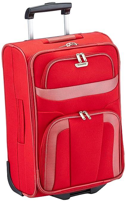 424 opinioni per Travelite Valigie 98487 Rosso 37 L