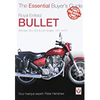 Royal Enfield Bullet: All Indian 350, 500 & 535 Singles, 1977-2015 (Essential Buyer's Guide)