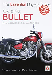 royal enfield bullet: 350, 500 & 535 singles, 1977-2015 (essential