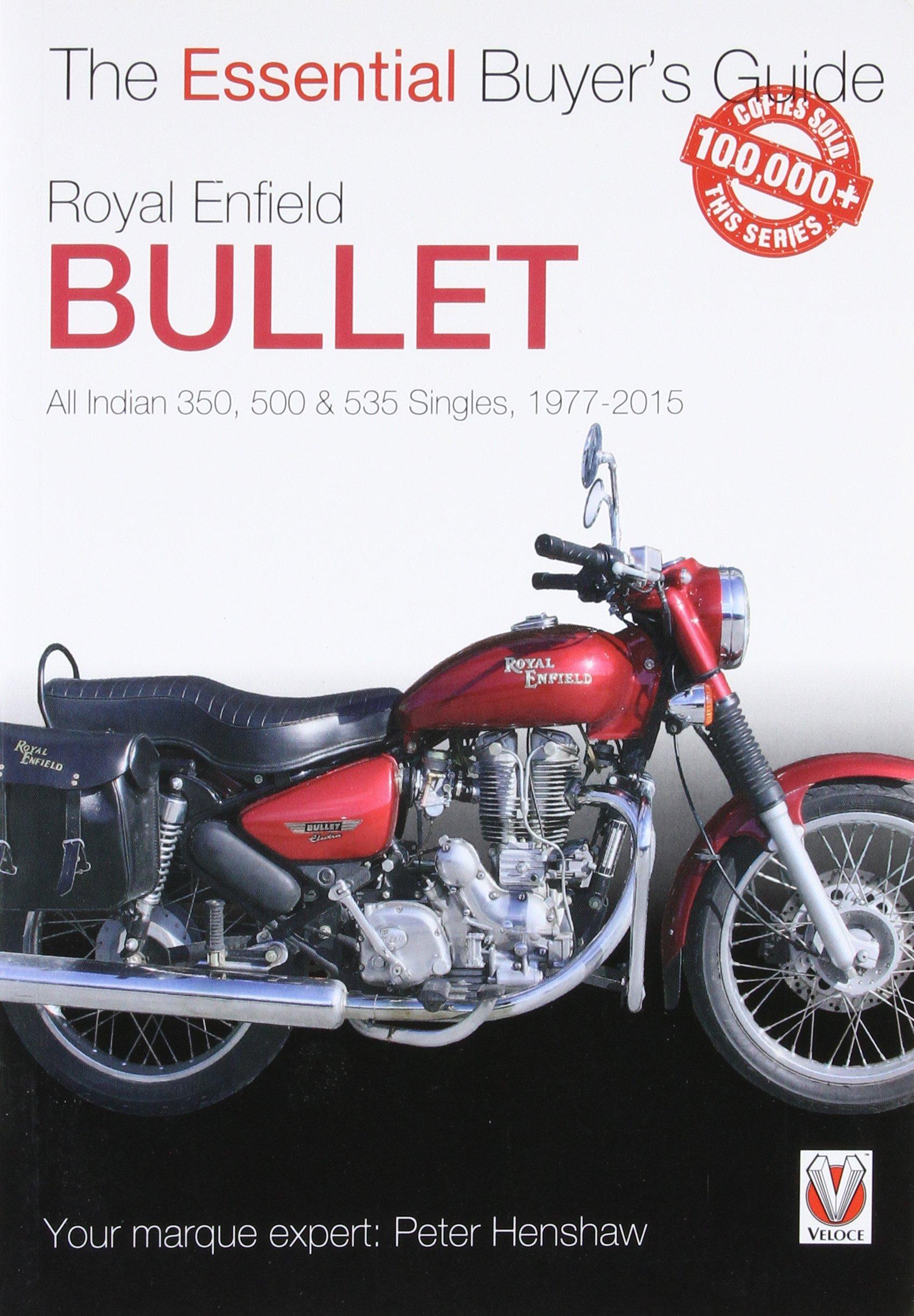 Buy Royal Enfield Bullet All Indian 350 500 535 Singles 1977