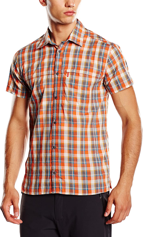 SALEWA Herren Hemd 2.0 Dry M Short Sleeve Shirt