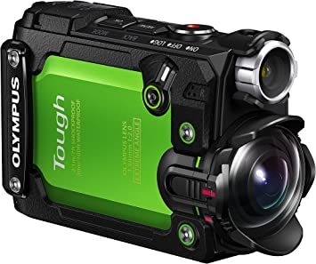 Pro SL-12 video light 4 AA batt for Olympus Stylus Tough TG-Tracker action