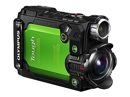 276f7872699 Amazon.com   Olympus TG-Tracker with 1.5-Inch LCD (Green)   Camera ...