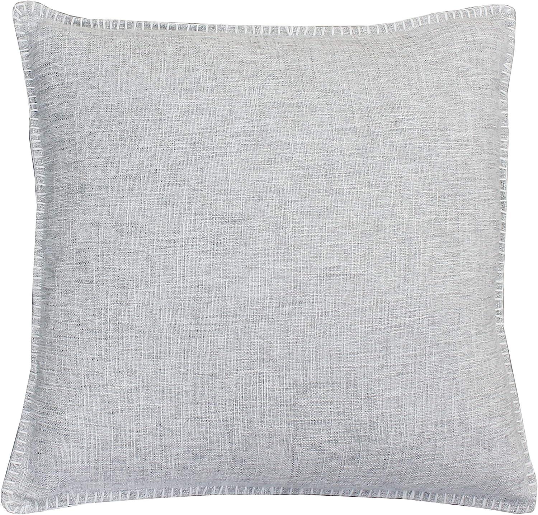 Thro by Marlo Lorenz Whipstitch Throw Pillow, Set of 2, 20