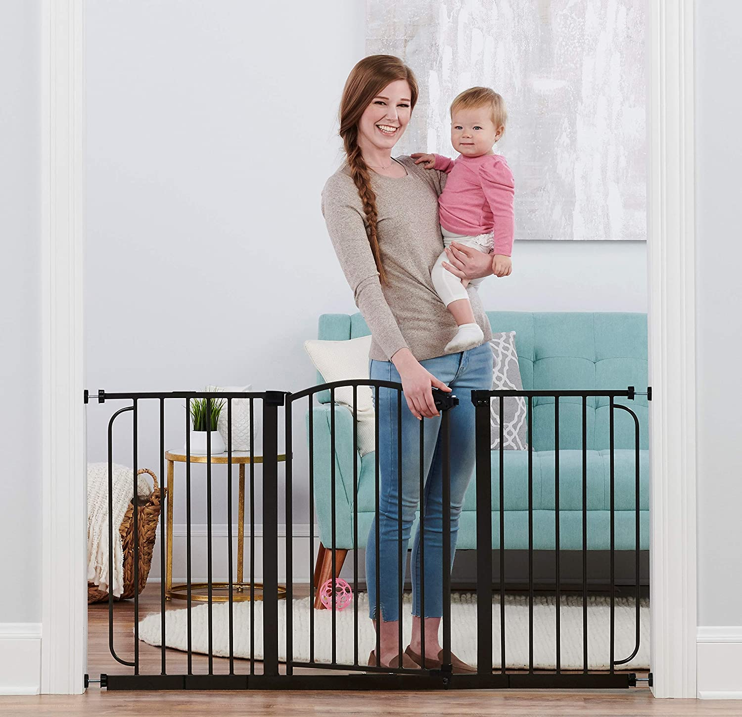 Regalo Home Accents Superwide Safety Gate