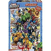 Educa Borrás - Marvel Puzzle, 500 piezas (15560)