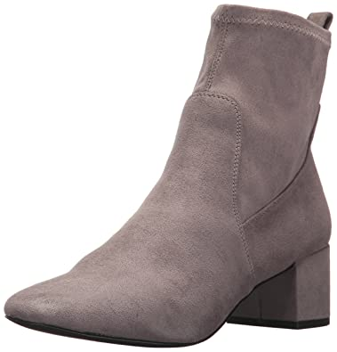 Women's Stefi-n Ankle Bootie Grey Miscellaneous 8.5 B US