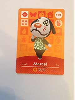 Amazon.com: Amiibo Card Animal Crossing Happy Home Design ...