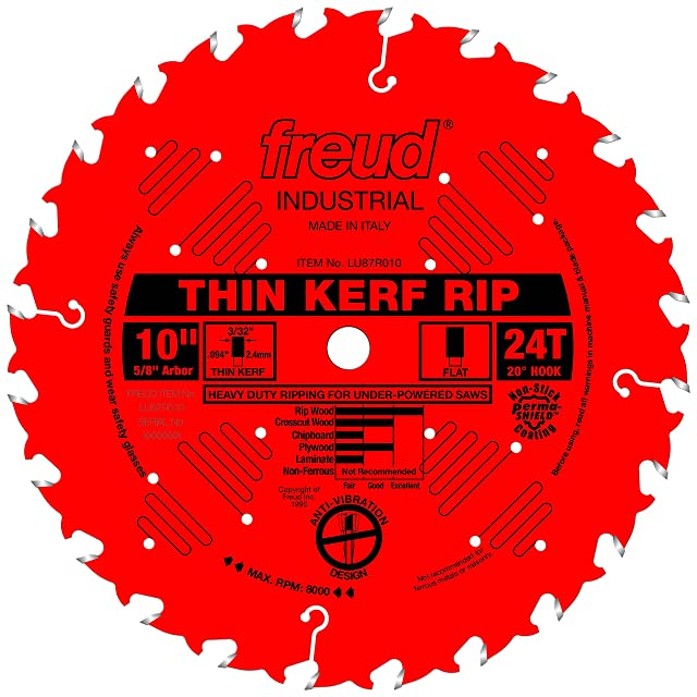 Freud Thin Kerf Blade