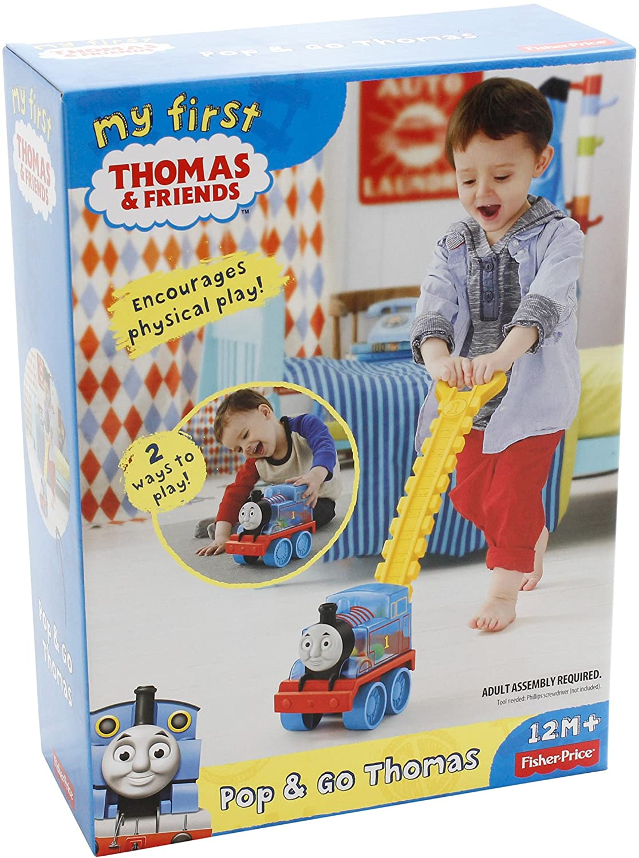 Thomas /& Friends My First Pop /& Go Thomas