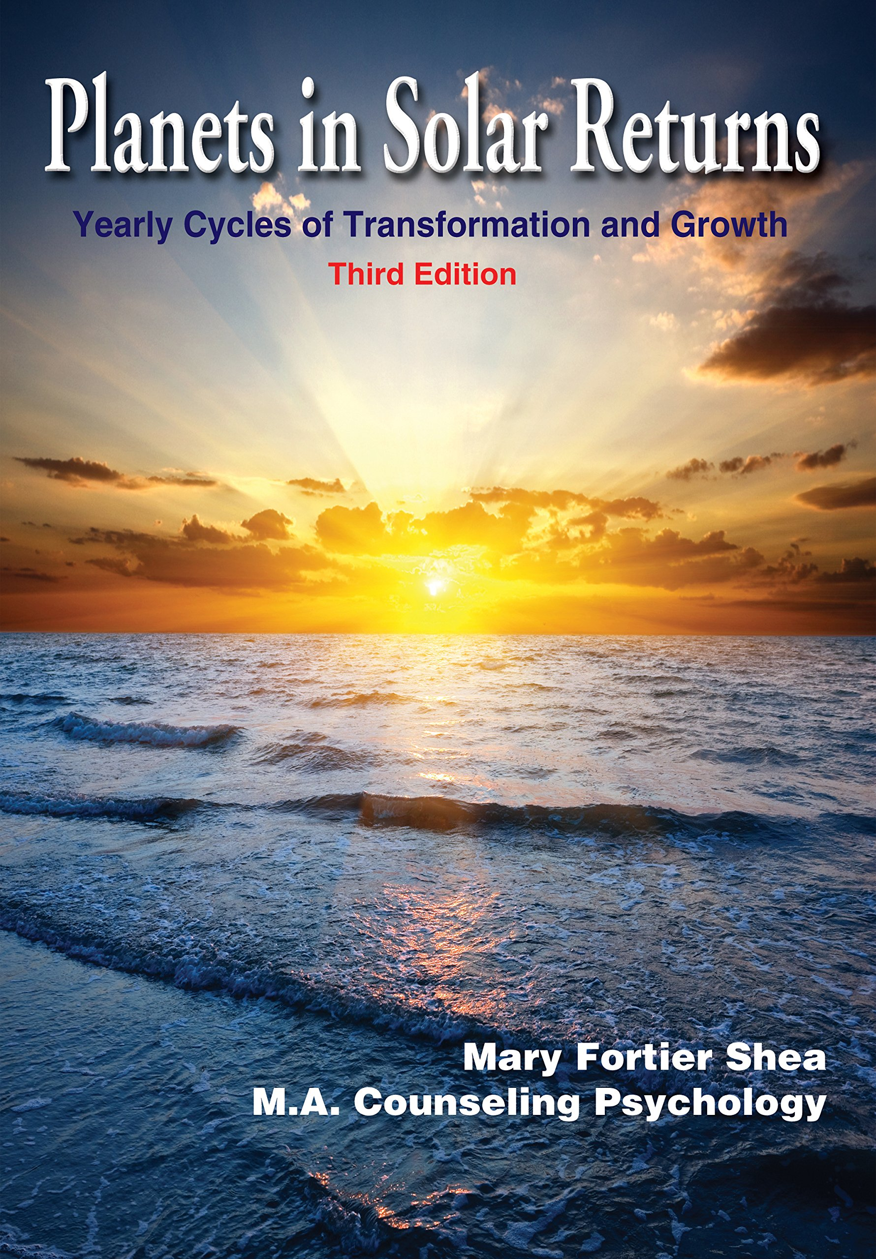 Planets in Solar Returns: Yearly Cycles of Transformation and Growth (English Edition)