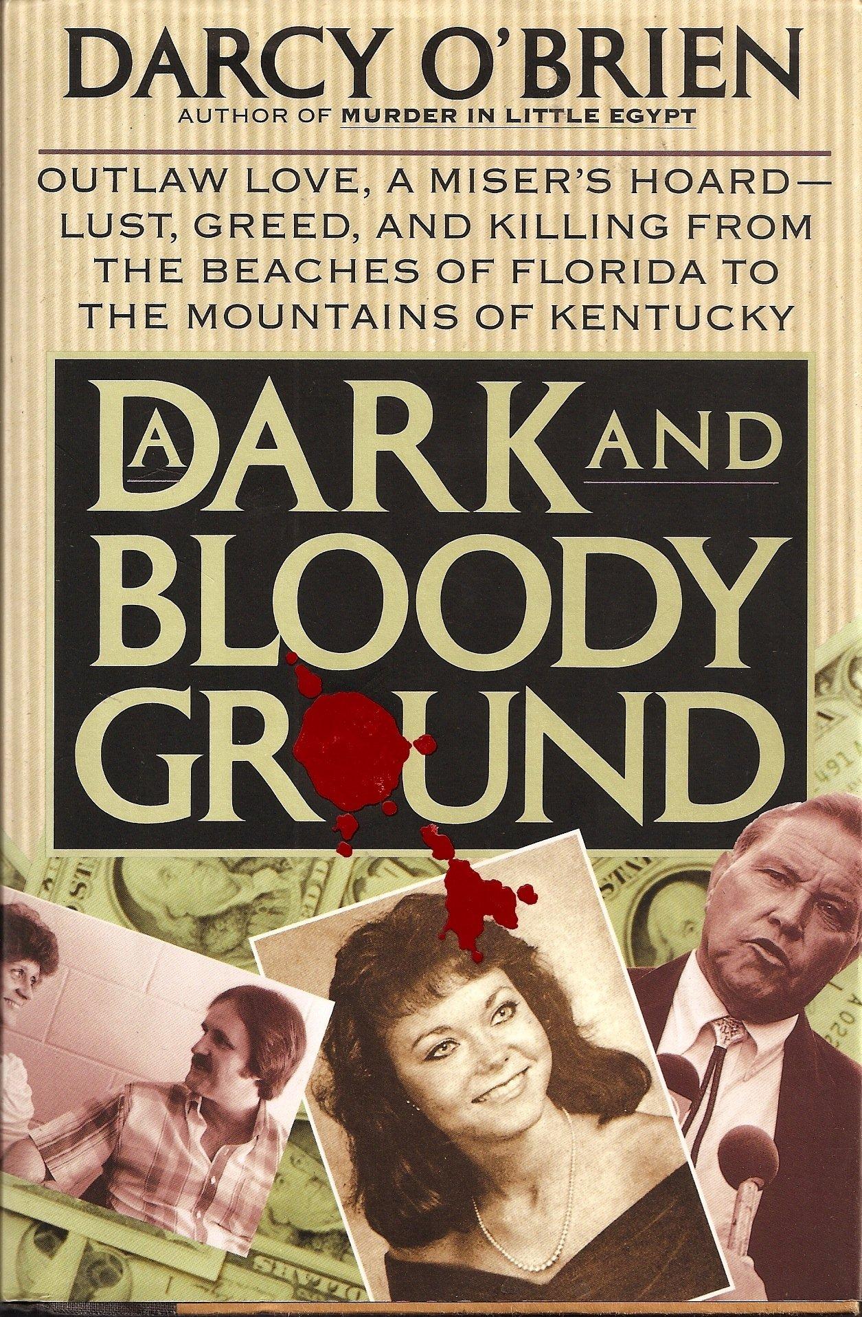 Dark Bloody Ground Darcy OBrien product image