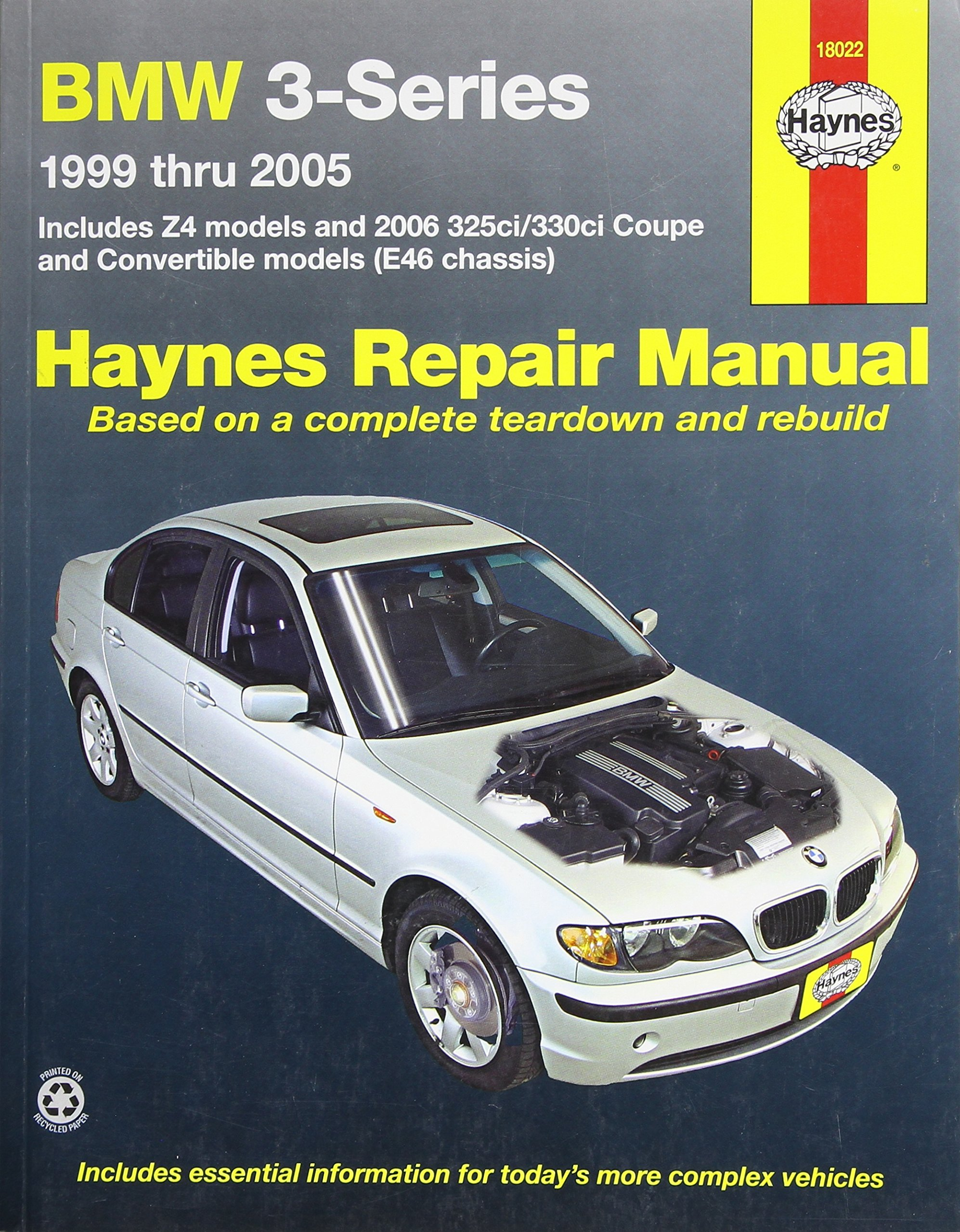 Haynes Publications, Inc. 18022 Repair Manual: 0038345180224: Amazon.com:  Books