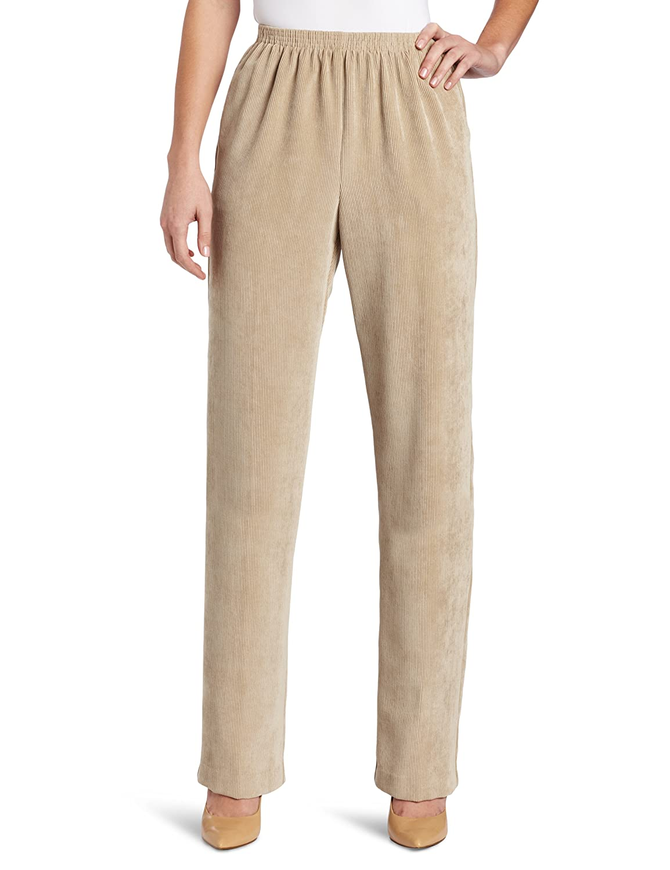 Retro plus size corduroy pants for women fantasylinen