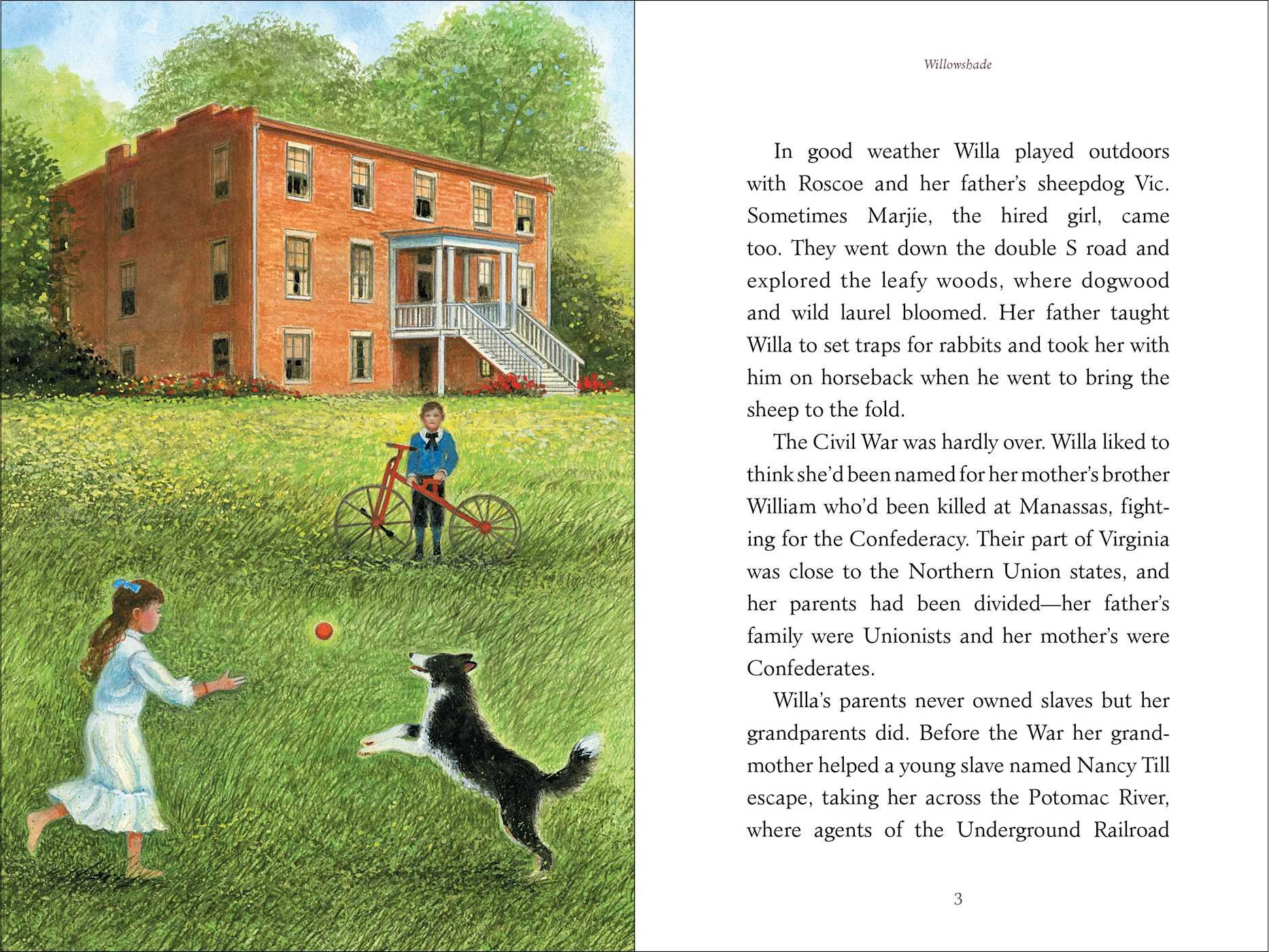 Willa: The Story of Willa Cather, an American Writer (American Women Writers) by Simon Schuster Paula Wiseman Books (Image #3)