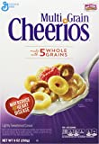 Cheerios Multi Grain Cereal, 9-Ounce Boxes (Pack of 4)