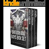 British Bad Boys: Box Set