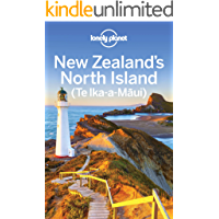 Lonely Planet New Zealand's North Island (Travel Guide)
