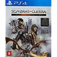 Sombras Da Guerra - Definitive Edition - PlayStation 4