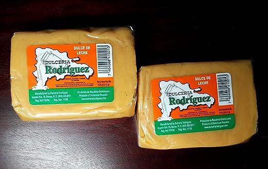 Amazon.com : Dominican Dessert Milk Fudge Sweet Dulce De Leche 6 Pack : Dominican Republic : Grocery & Gourmet Food