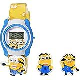 Illumination Studios Kids'  Despicable Me Digital Display  Multi-Color Watch DMEKD017