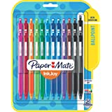 Paper Mate InkJoy 300RT Retractable Ballpoint Pens, Medium Point, 10 Ink Colors, 24 Pack (1951398)