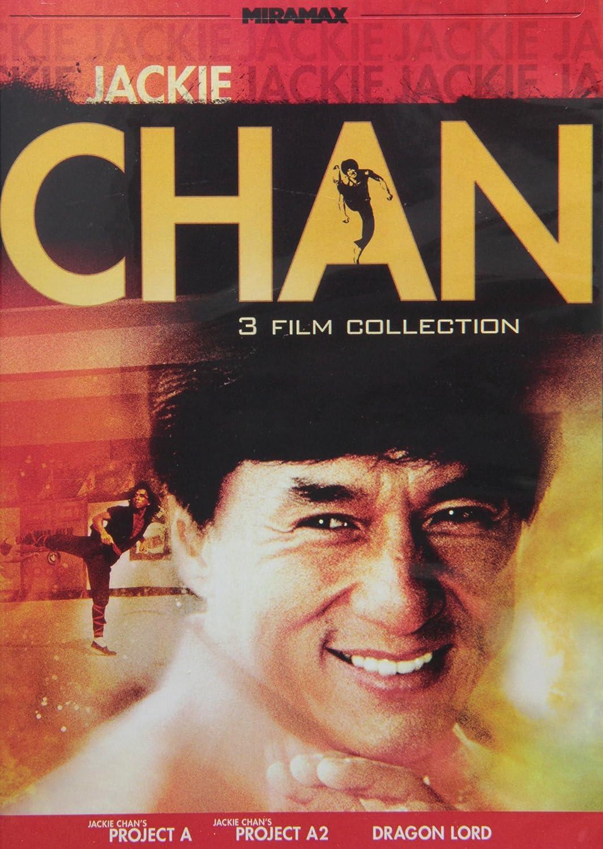 Amazon Com Jackie Chan 3 Film Collection V 1 Jackie Chan