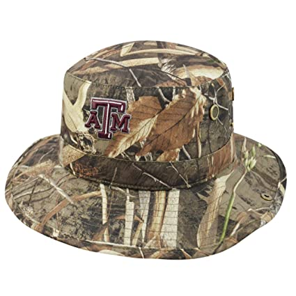 Image Unavailable. Image not available for. Color  Texas A M Aggies Bucket  Hat Realtree Camo Boonie Max f62e7b766772