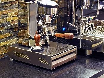 Edelstahl Sudschublade für Kaffeesatz