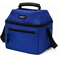 PackIt Freezable Skylight Cooler 9 Can Blue PKT-20804