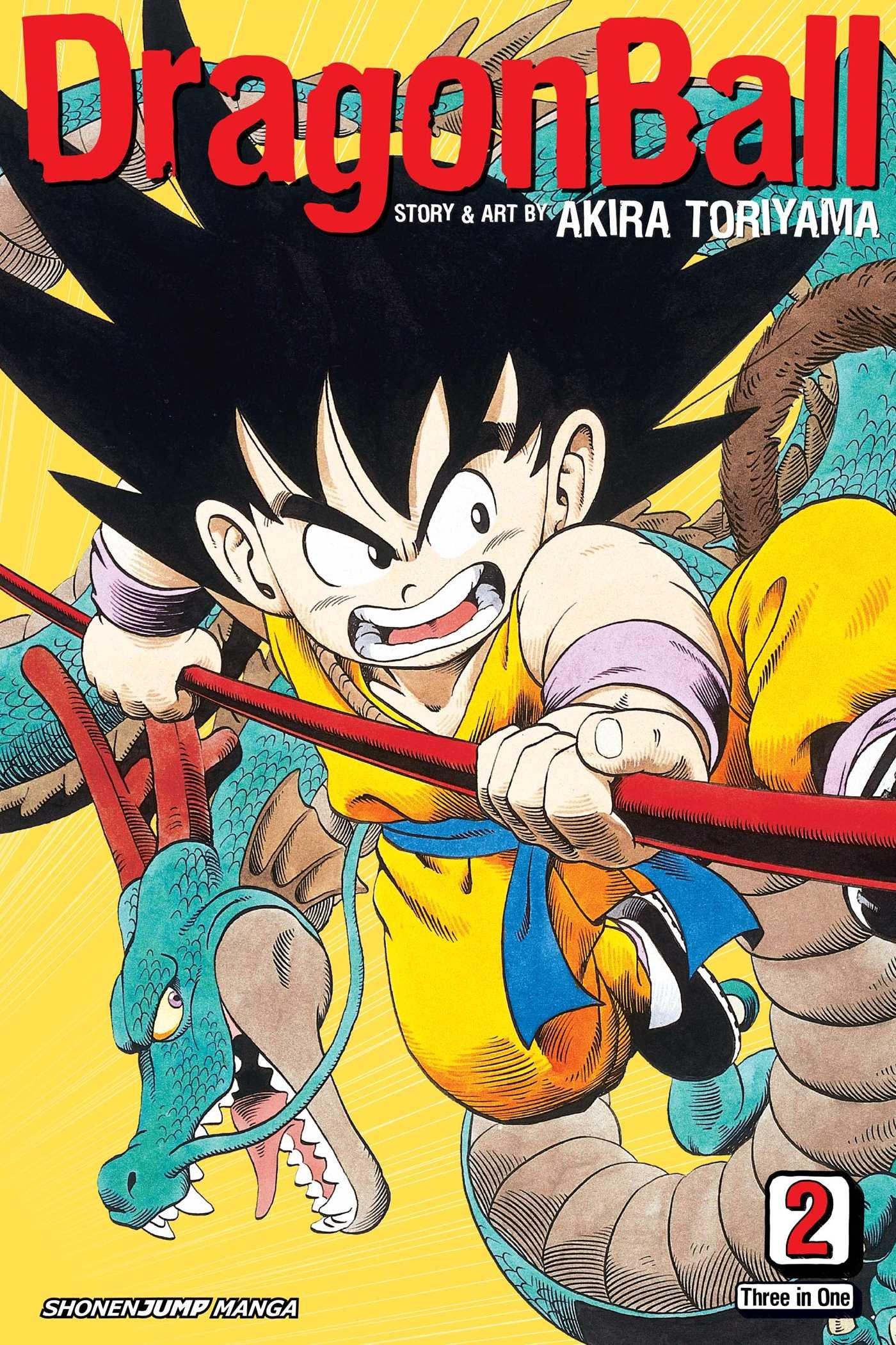 Dragon Ball Vol 2 VIZBIG product image