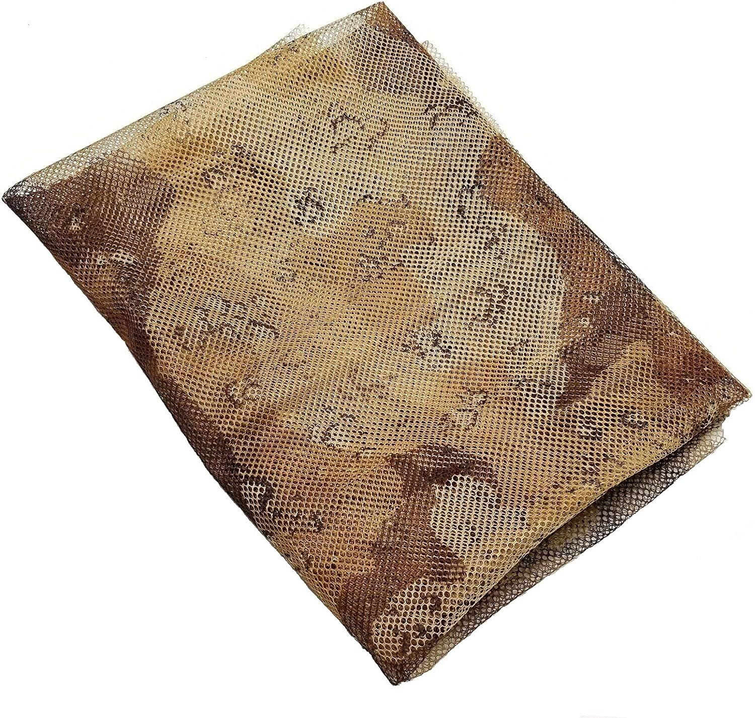 Desert Camouflage Military Net Camo Netting Hunting Camping Tent Cover ND