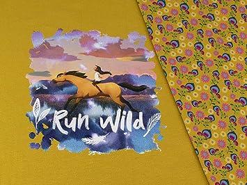 Baumwolljersey Baumwolle Jersey Stoff Digitaldruck Bekleidung Deko Kinder Motive