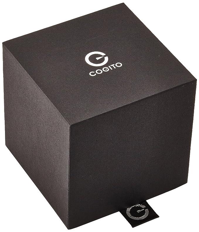 Cogito Classic Stainless Steel Plata Reloj Inteligente - Relojes Inteligentes (Plata)