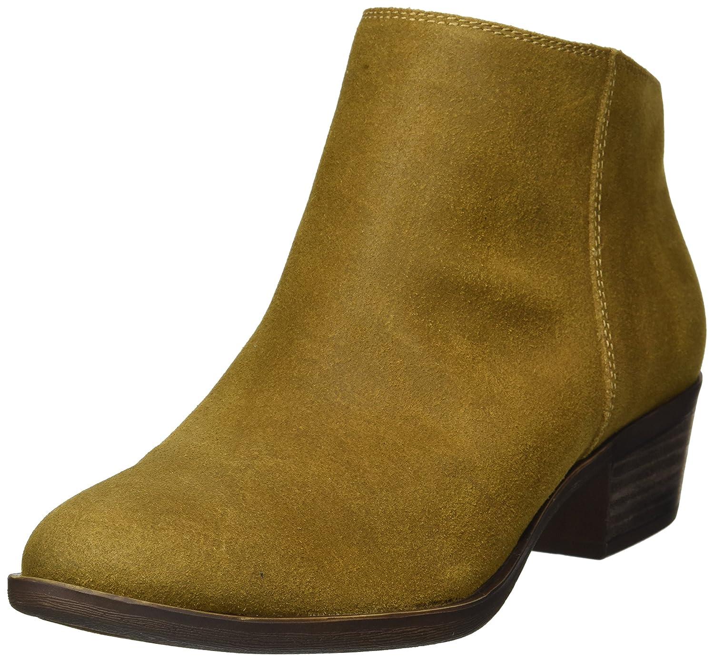 Lucky Brand Women's Bremma Ankle Boot B07CG8C4SX 12 M US|Tapenade