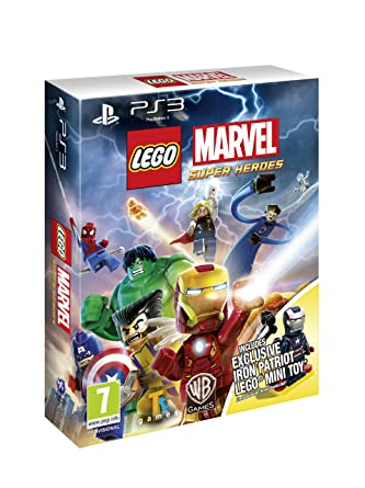 LEGO Marvel Super Heroes: Universe in Peril (Nintendo 3DS): Amazon ...