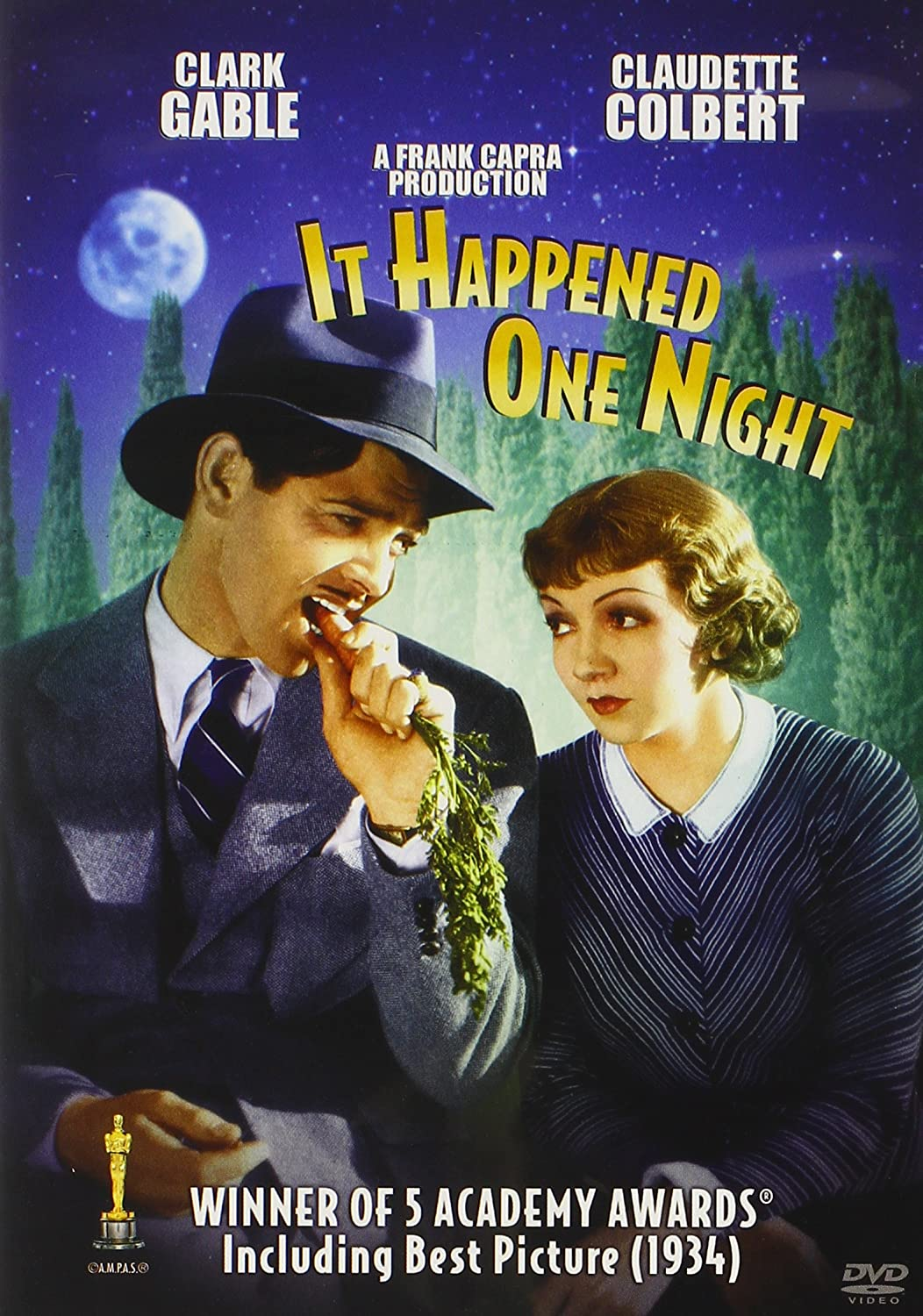 Image result for It Happened One Night 1934