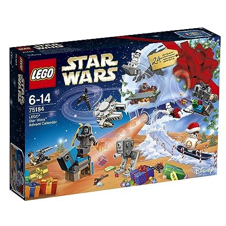Calendario Avvento Lego City.Lego Star Wars Calendario Dell Avvento Multicolore 75184