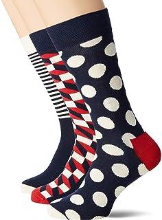 Happy Socks Holiday Big Dot Gift Box Calcetines, Multicolor ...