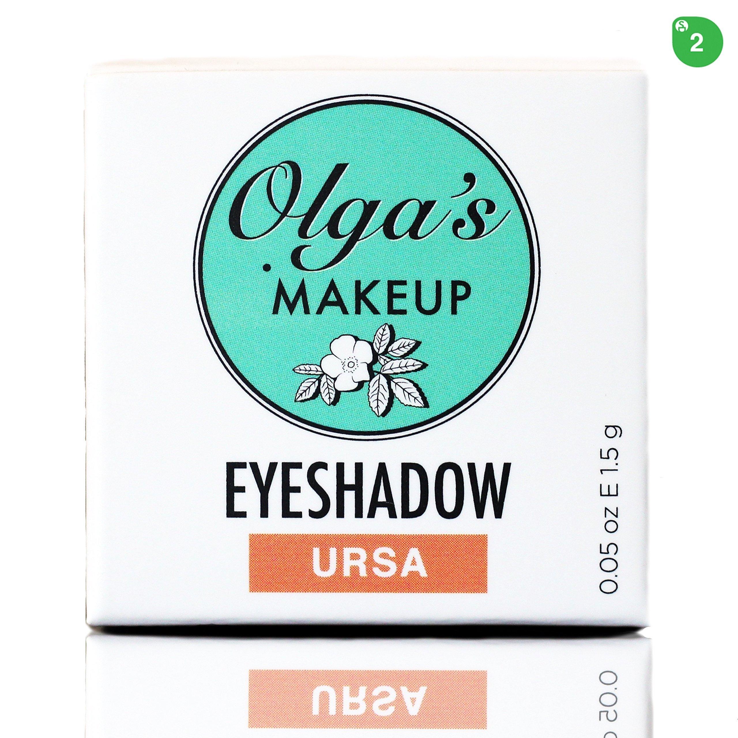 Organic & Mineral Eyeshadow - Ursa