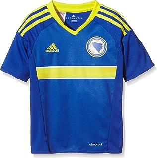 adidas Bosnia Herzegovina visitante Réplica  Amazon.es  Deportes y ... be2dc907a2e1d