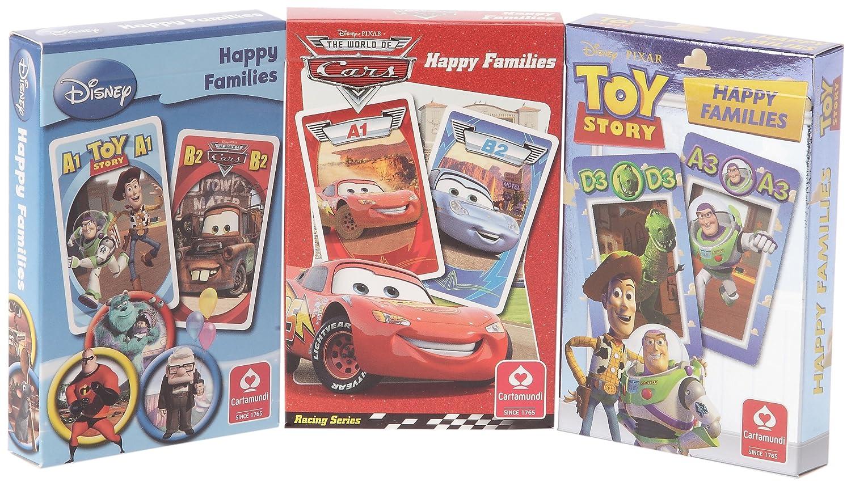 Cars Cartamundi 107519907 Disney Pixar - Juegos de Cartas de ...