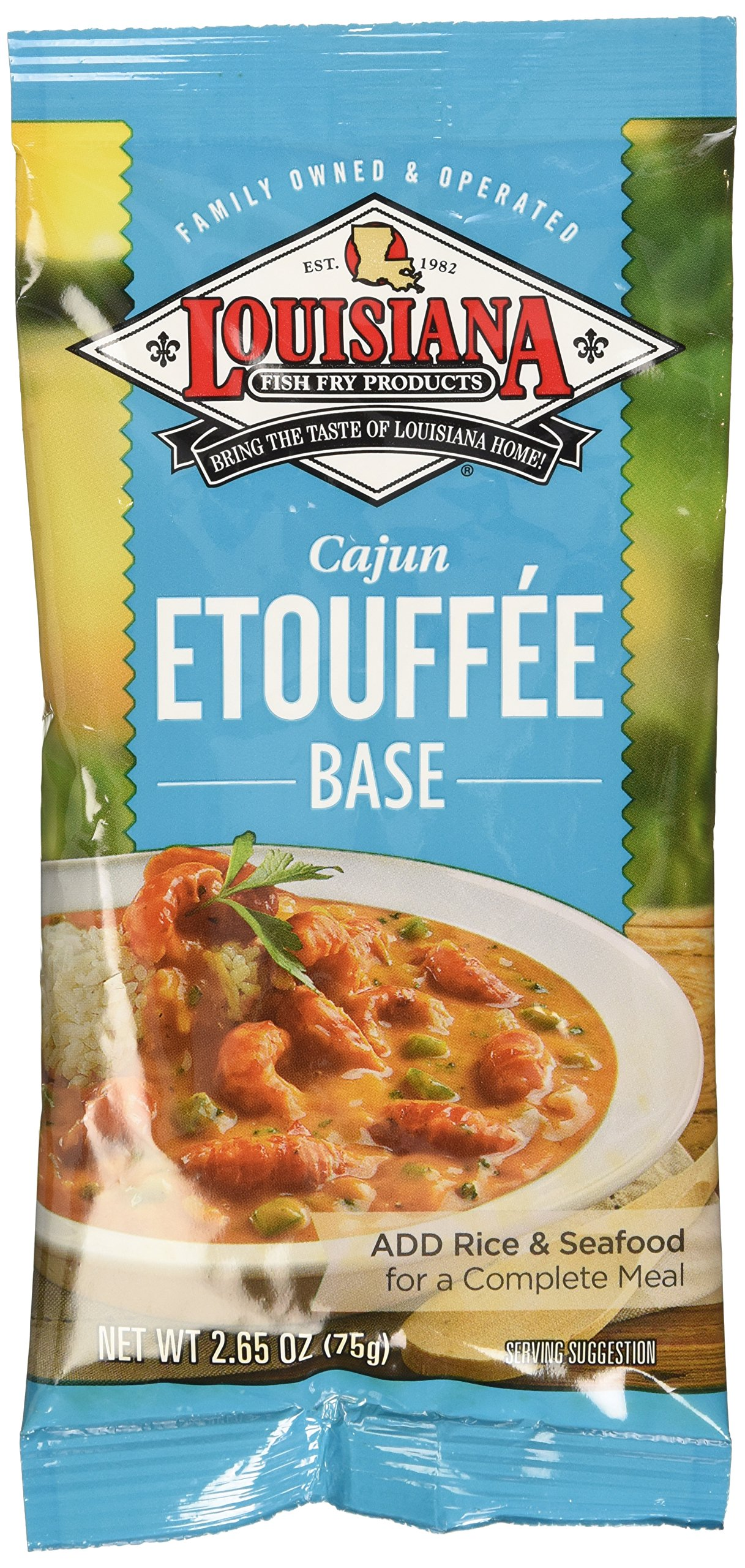 Amazon.com : Louisiana Base Gumbo (Pack of 5) : Fish Seafood ...