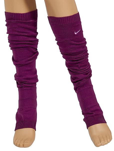 Nike - Calentadores - para mujer Rosa rosa Talla única: Amazon.es: Ropa y accesorios