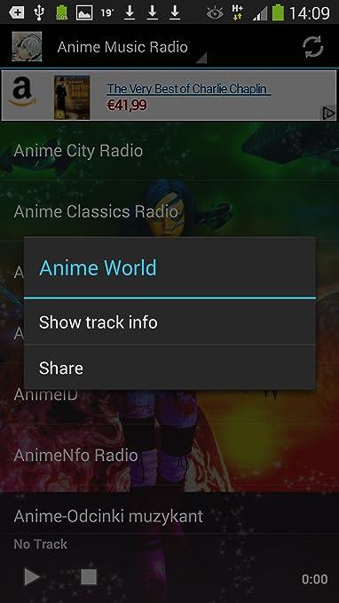 Anime Radio Music & Soundtrack