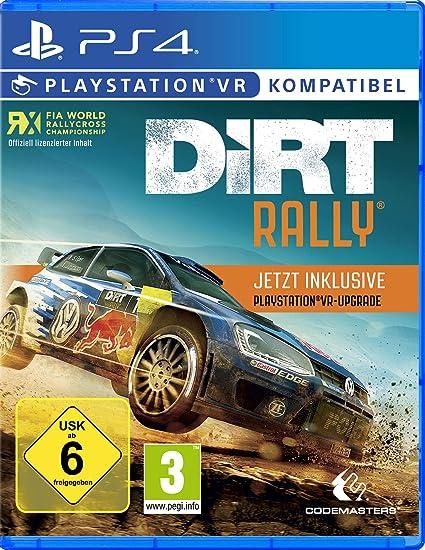 DiRT Rally - VR Edition [Importación Alemana]: Amazon.es: Videojuegos