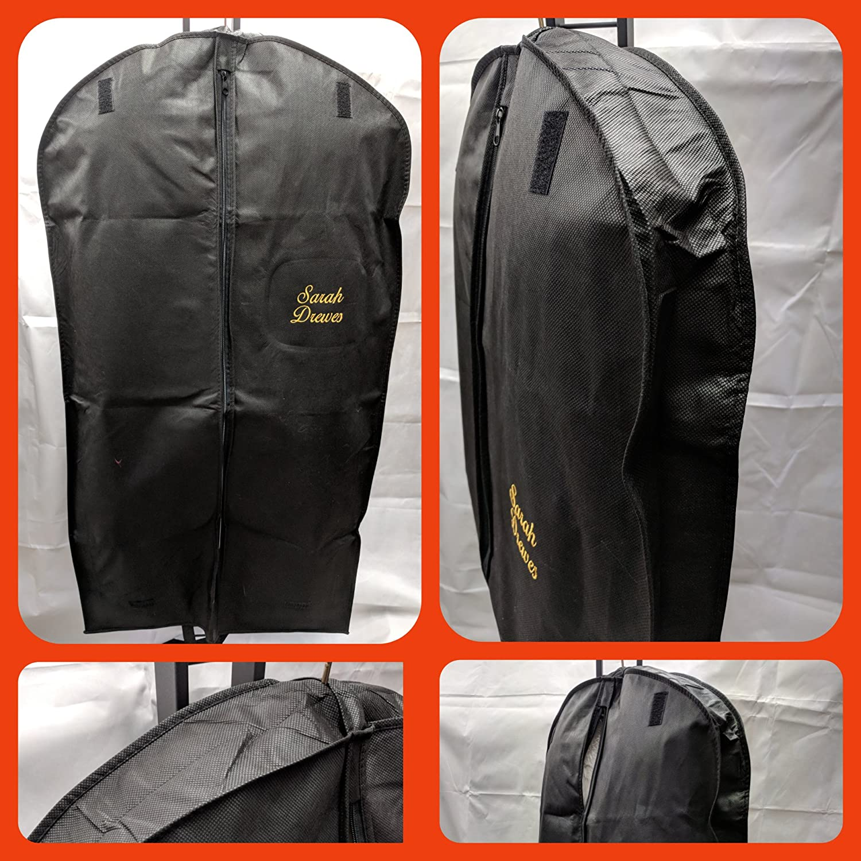 Tuva Vinyl Gown//dress Garment Bag 60 Black By Tuva Inc. 50 Pack